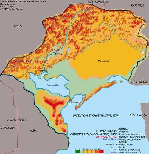 Interlandzka Orientyka Zachodnia